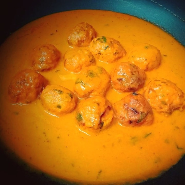 How to make Makhani Chicken Kofta