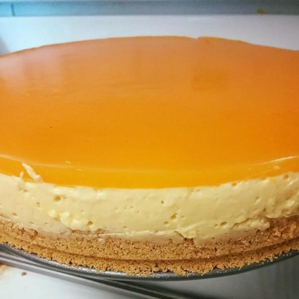 How to make No Bake Mango Cheesecake