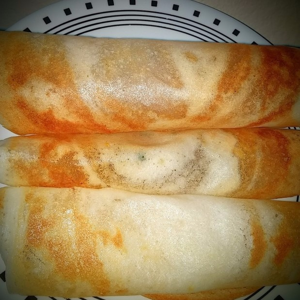 How to make Plain Dosa