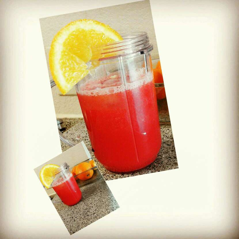 Photo of Watermelon Orange Juice by Aayushi Manish at BetterButter