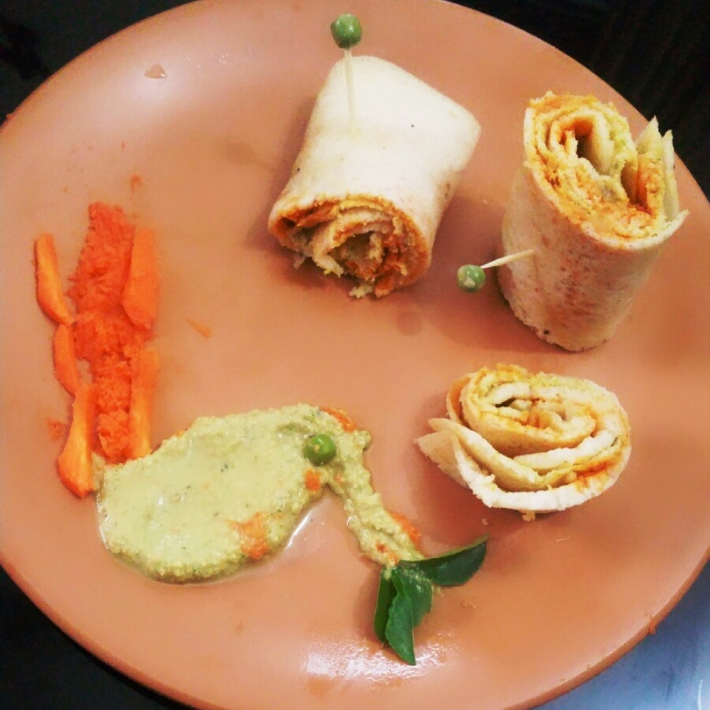 How to make Peanut Butter Dosa
