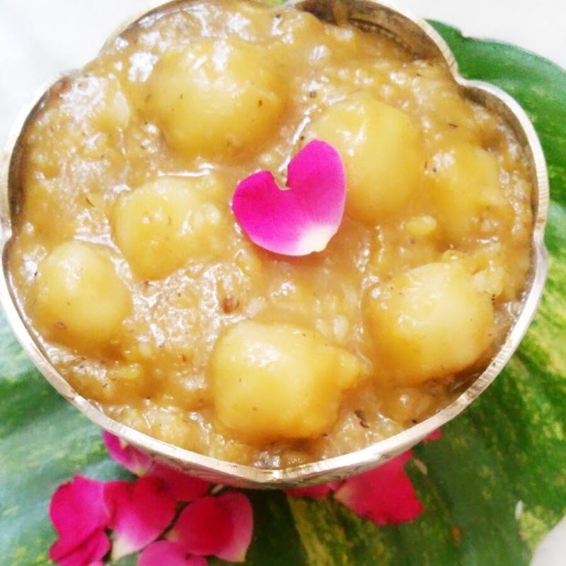 How to make Undrallu - Ganesh Chaturthi Naivedyam