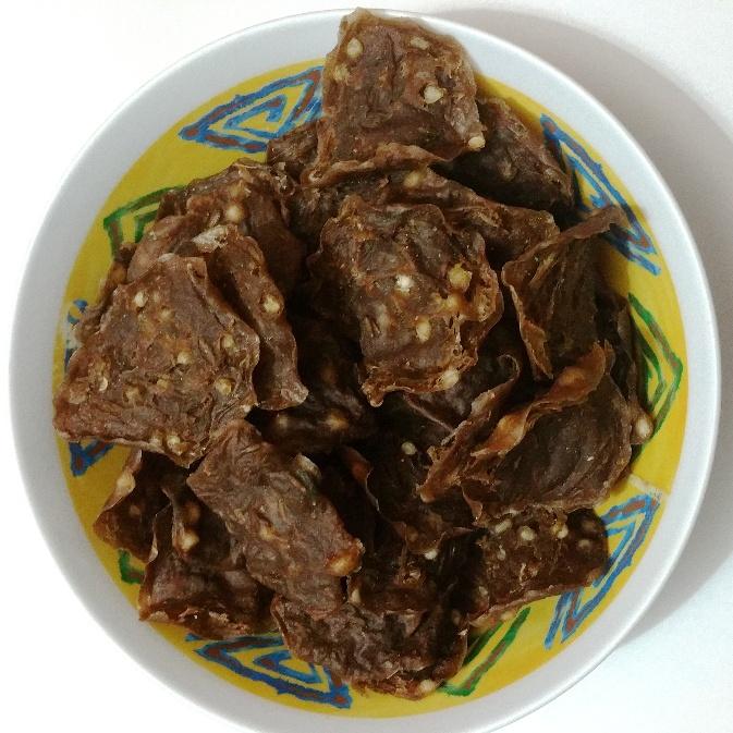 How to make Ragi & Jonna Pindi Vadiyalu / Finger-Millet and Sorghum Flour Fryums