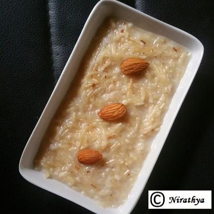 Photo of Vegan Semiya Payasam by Abhinetri V at BetterButter