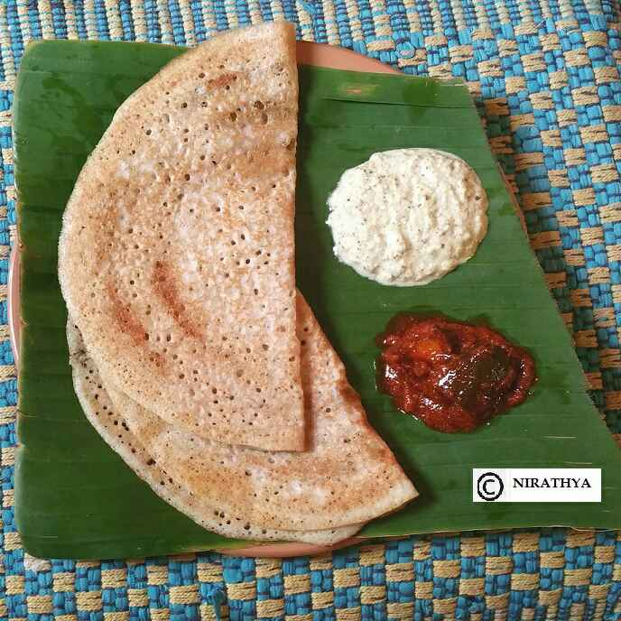Photo of Pearl Millet Dosa by Abhinetri V at BetterButter