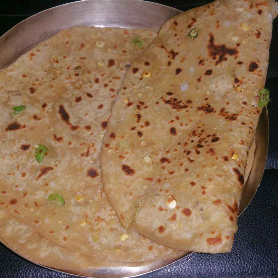 Photo of Journey parantha by Abhinetri V at BetterButter