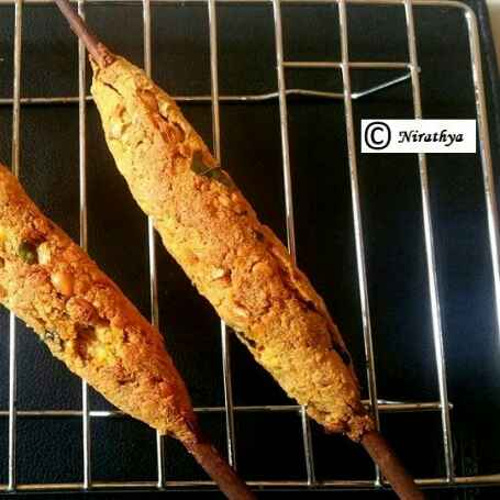 How to make గ్రిల్డ్ టోఫు కబాబ్