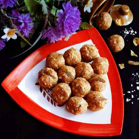 Photo of Healthy cornflakes oats jaggery pops by Abhinit Chawla at BetterButter