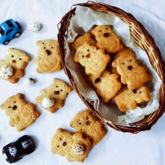 Photo of Healthy fox nut cookies by Abhinit Chawla at BetterButter