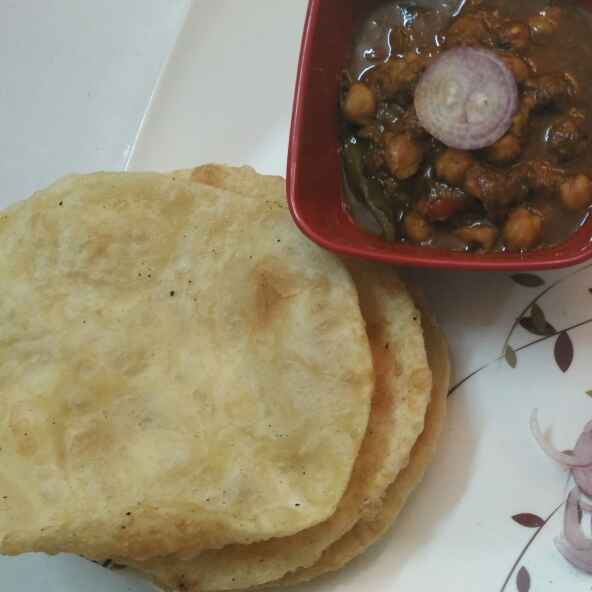 Photo of Bhature by Abhipsa Saran at BetterButter