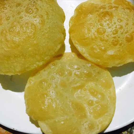 How to make puri