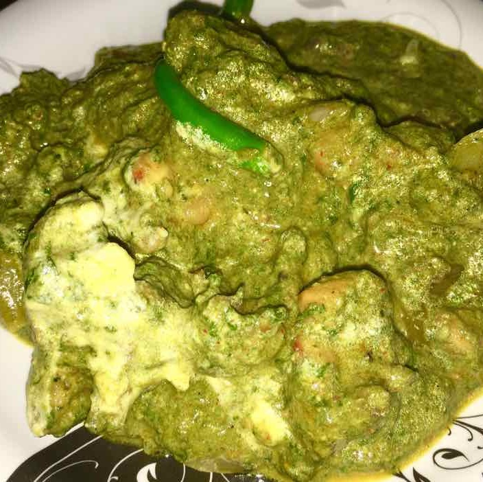 Photo of Palak Chicken by Abhipsa Sahoo at BetterButter