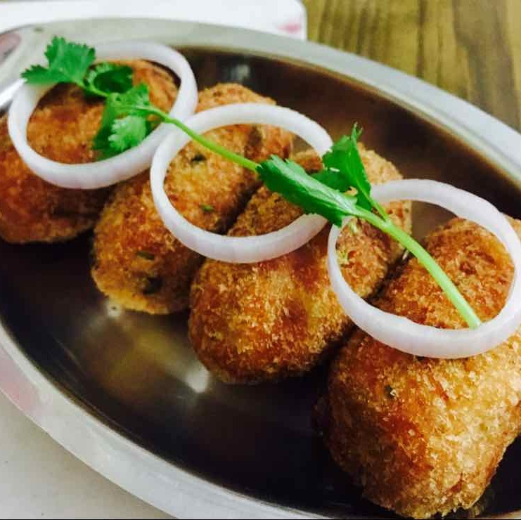 Photo of potato cheese nuggets with stuffed paneer by Abhipsa Sahoo at BetterButter
