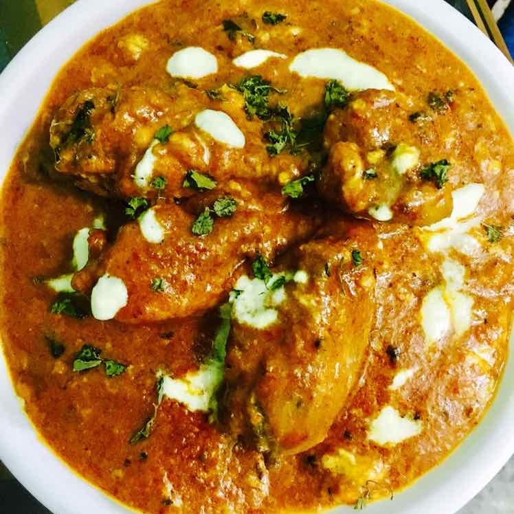 How to make Restaurant style chicken butter masala