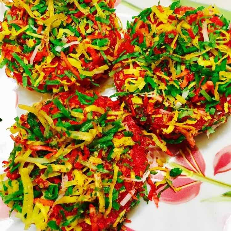 How to make Rose Malai buns
