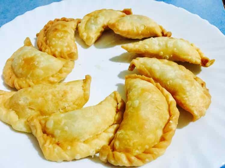 Photo of Gujiya by Abhipsa Sahoo at BetterButter