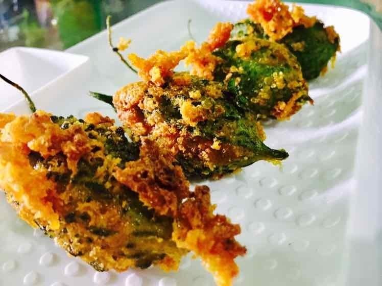 How to make Crispy bharwan karela