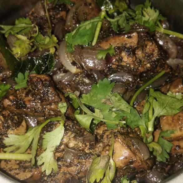 Photo of Ragi Idli pepper fry by Abinaya bala at BetterButter