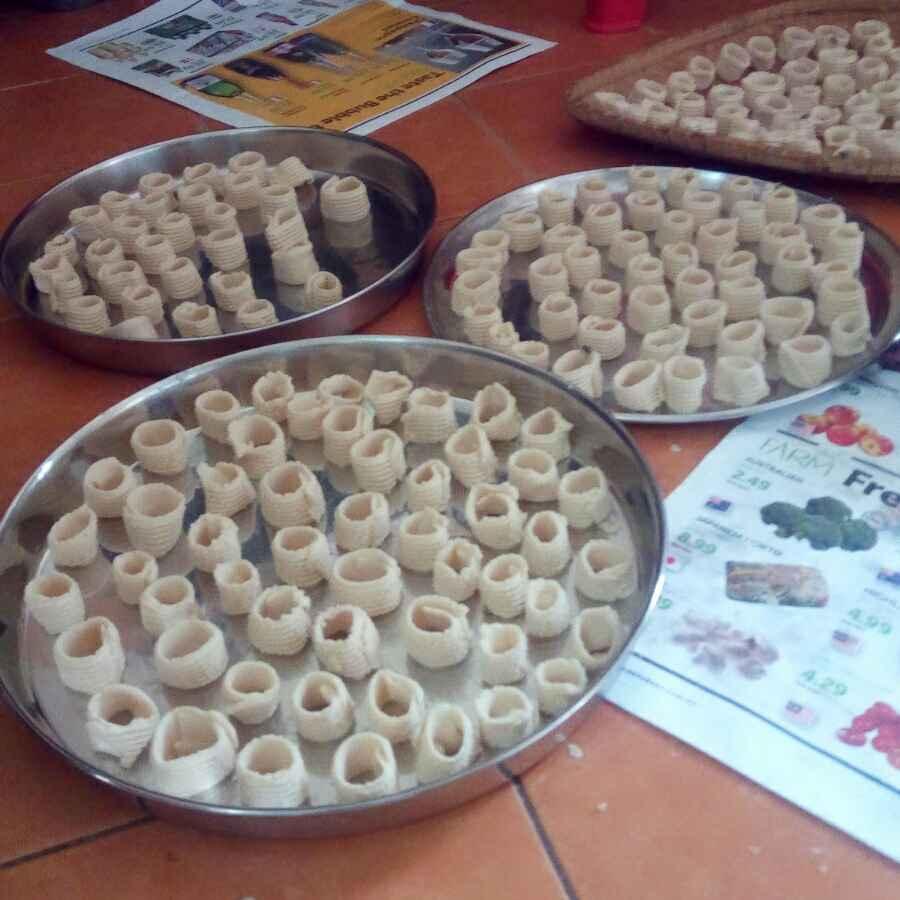 How to make Surul seedai (chettinaad snack)