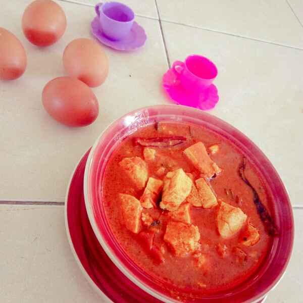 How to make Egg cutlet gravy