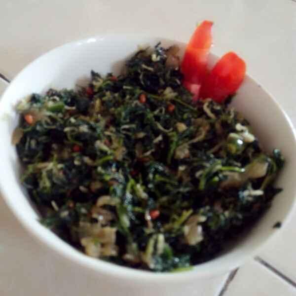 Photo of Spinach semi fry by Adaikkammai annamalai at BetterButter