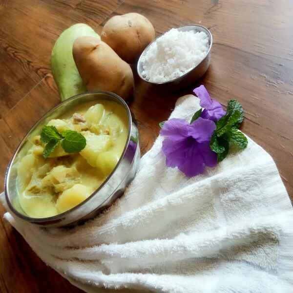 Photo of Tri veggies coconut milk jalfrezi by Adaikkammai annamalai at BetterButter