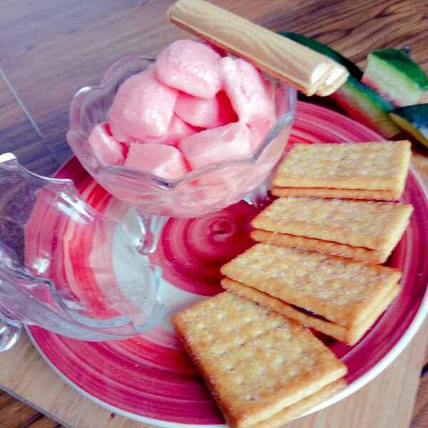 Photo of Watermelon sorbets  (using 2 ingredients) by Adaikkammai annamalai at BetterButter