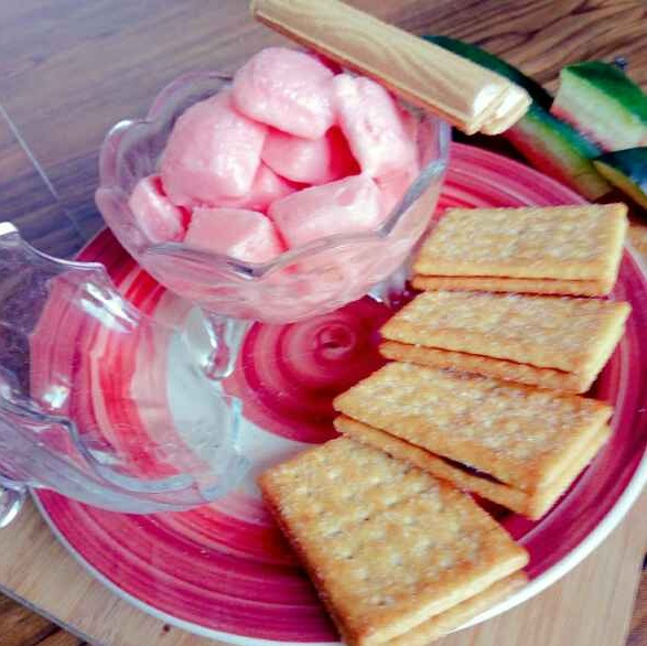 How to make Watermelon sorbets (using 2 ingredients)