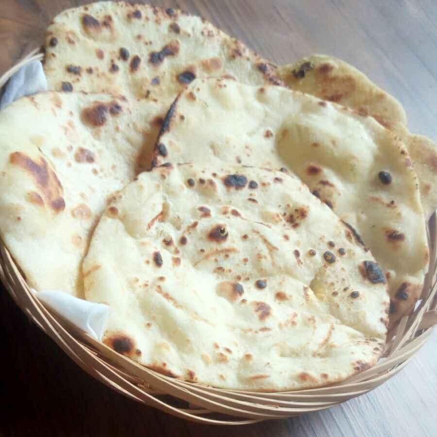 Photo of Butter naan without yeast by Adaikkammai annamalai at BetterButter