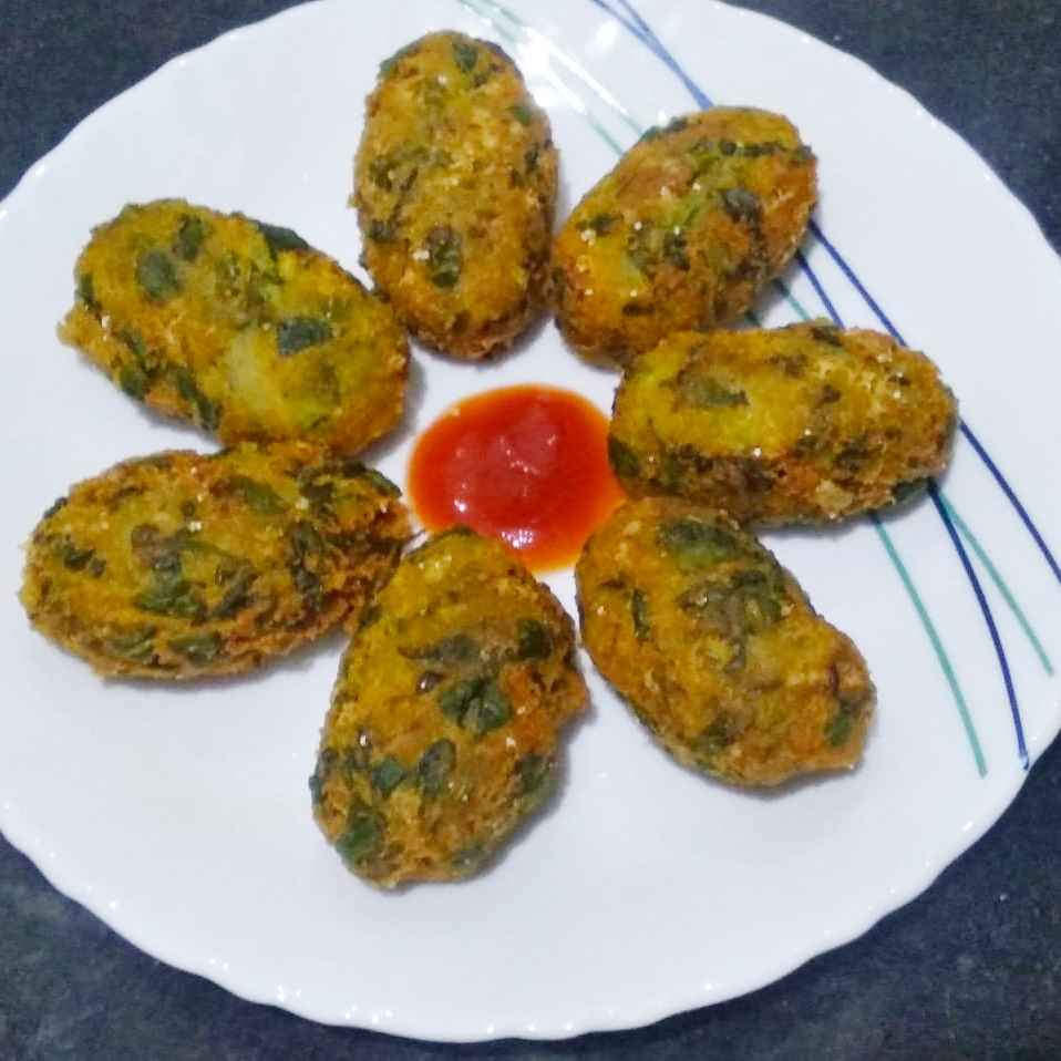 Photo of Spinach Cheese Rolls by Adarsha M at BetterButter