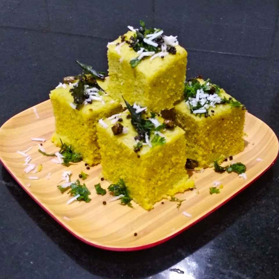 Photo of Moong Dhokla by Adarsha M at BetterButter
