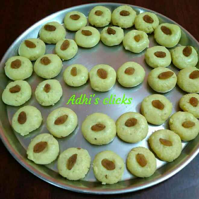 How to make Milk peda