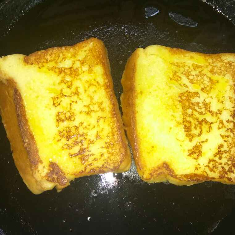 How to make Bombay toast/French toast