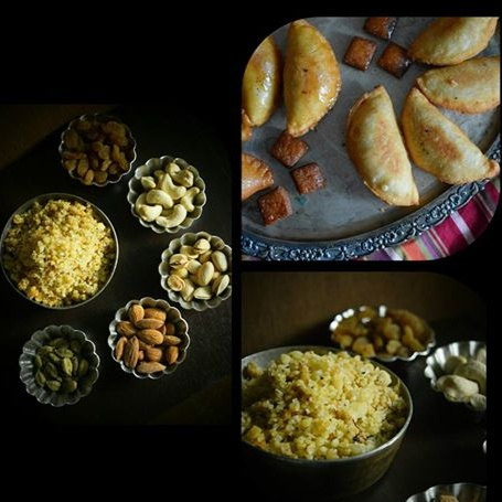 Photo of Mawa Gujiya/Karanji by Aditi Bahl at BetterButter