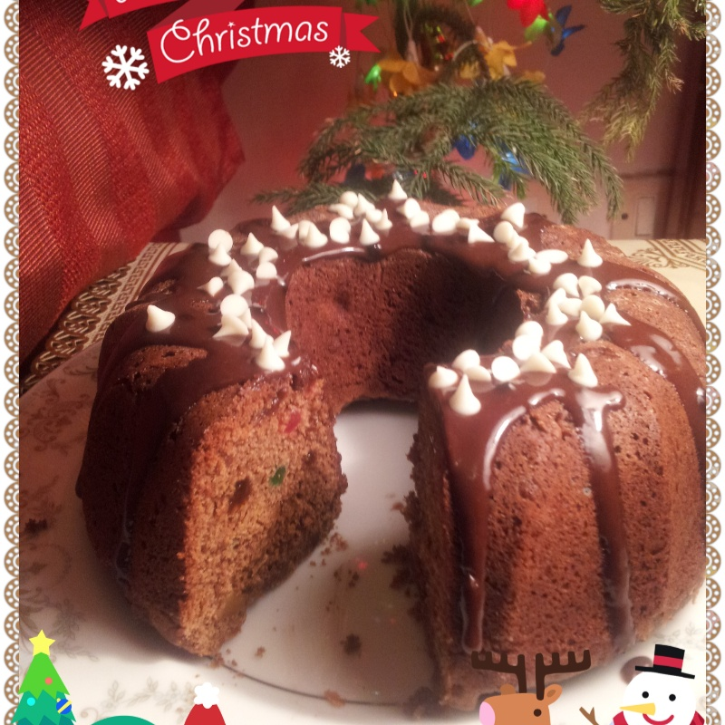 Photo of Christmas Plum Cake by Aditi Bahl at BetterButter