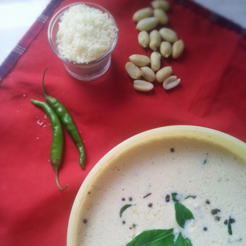 Photo of Instant Coconut Chutney- by Aditi Bahl at BetterButter