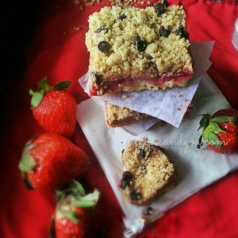 Photo of Strawberry Mini Cakes by Aditi Bahl at BetterButter