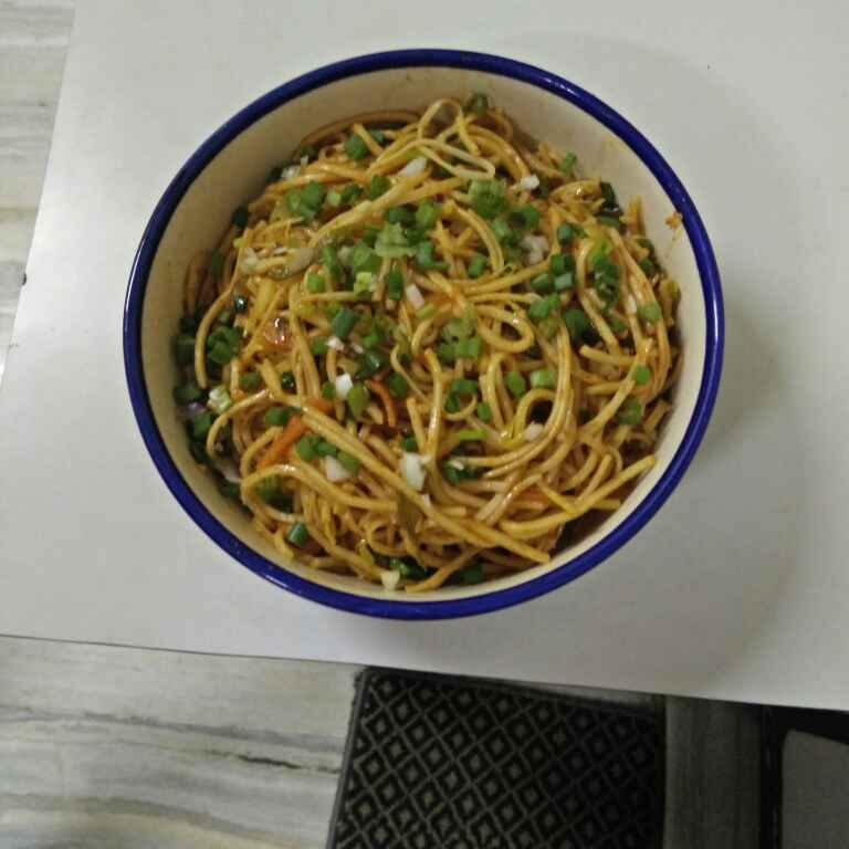 Photo of Schezwan Noodles by Aditi Mehta at BetterButter