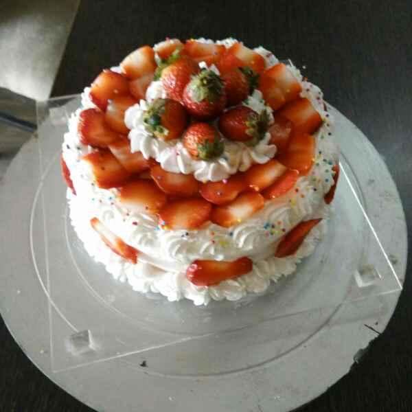 Photo of Strawberry Cake by Aditi Mehta at BetterButter