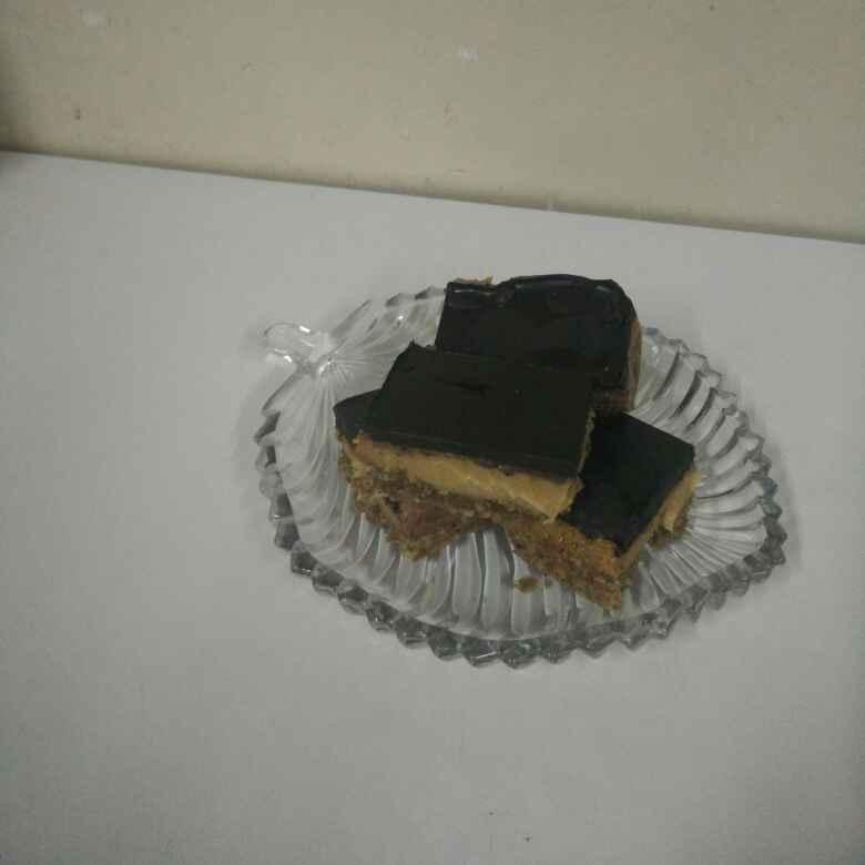 How to make Chocolate Caramel Bars