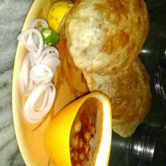 Photo of Panjabi chhole bhature by sanjana agarwal at BetterButter