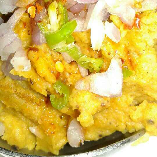 How to make Besan bhog