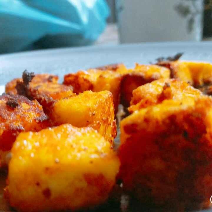 How to make Crispy paneer fry