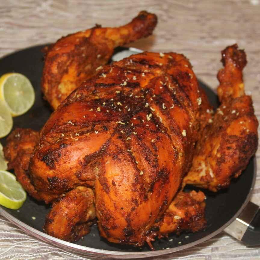 Photo of Tandoori Chicken(no oven) by Adwiti Mukhopadhyay Ray at BetterButter