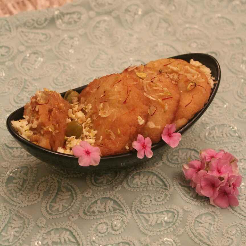 Photo of Bread Malpoa by Adwiti Mukhopadhyay Ray at BetterButter
