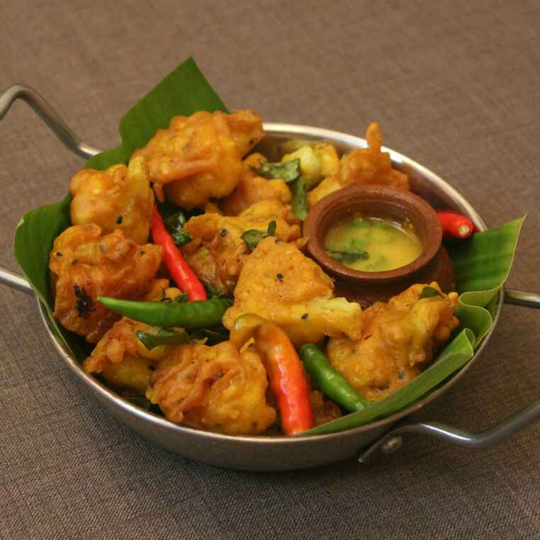 How to make Cauliflower Pakora