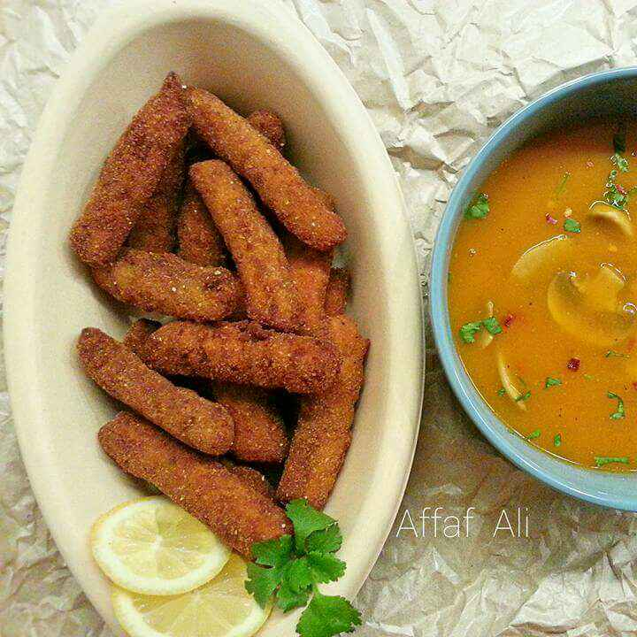 Photo of Crispy Fish Fingers by Affaf Ali at BetterButter