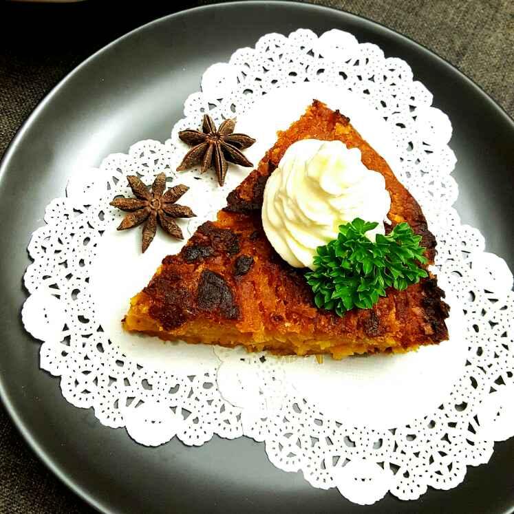 How to make Boithalo/ kakharu Poda or Roasted Pumpkin Dessert