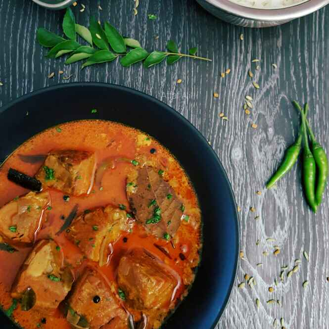 How to make Fish In Coconut Curry