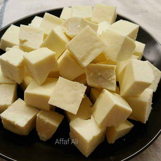 How to make Paneer/ Cottage Cheese (homemade)